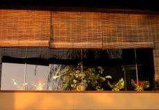 Het venster van Gion Stock Foto's