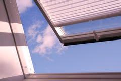 Het venster van het dak Stock Foto's