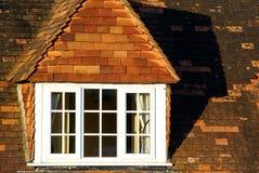 Het venster van het dak Stock Afbeeldingen