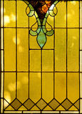 Het Venster van het gebrandschilderd glas Royalty-vrije Stock Afbeelding