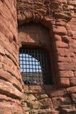 Het Venster van het kasteel Royalty-vrije Stock Fotografie