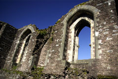 Het venster van ruïnes Royalty-vrije Stock Fotografie