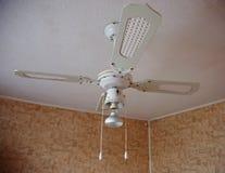 Het ventilator Royalty-vrije Stock Afbeeldingen