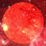 Het Venus van de planeet Elementen van dit die beeld door NASA wordt geleverd royalty-vrije stock afbeeldingen