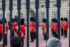 Het veranderen van de Wacht Londen Royalty-vrije Stock Afbeeldingen