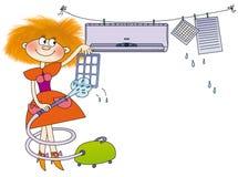 Het veredelingsmiddel vector illustratie