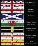 Het Verenigd Koninkrijk Royalty-vrije Stock Afbeeldingen