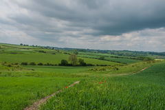Het Verenigd Koninkrijk - Donington in Bain Royalty-vrije Stock Afbeeldingen