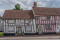 Het Verenigd Koninkrijk - Lavenham Royalty-vrije Stock Afbeeldingen