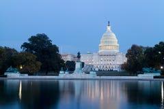 Het Verenigde Standbeeldencapitool Royalty-vrije Stock Afbeeldingen