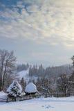 Het Verhaal van de winter Royalty-vrije Stock Afbeelding