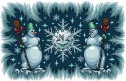 Het verhaal van Kerstmis Royalty-vrije Stock Afbeelding