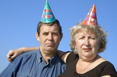 Het is verjaardag! royalty-vrije stock foto's