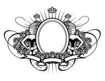 Het Verlangen van het frame Royalty-vrije Stock Fotografie