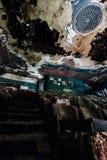 Het verlaten Theater van Paramount - Youngstown, Ohio stock foto's