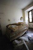 Het verlaten Ziekenhuis Royalty-vrije Stock Foto's