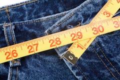 Het verlies van het gewicht Royalty-vrije Stock Afbeelding
