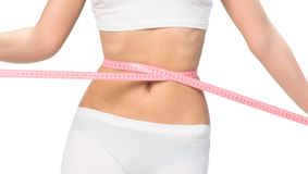 Het verlies van het gewicht Stock Afbeelding