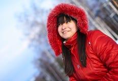 Het vermaak van de winter Royalty-vrije Stock Foto