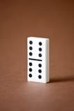 Het vermaakspel van de domino Stock Afbeelding