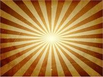 Het verontruste licht barstte vectorachtergrond Stock Fotografie