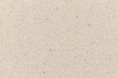 Het verpakken document kartontextuur, heldere ruwe horizontale geweven bruine exemplaar ruimteachtergrond, grijs, grijs, beige ta Stock Afbeeldingen