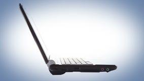 Het verre werk aangaande laptop