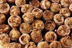 Het verscheurde Suikergoed van het Varkensvlees Stock Foto's