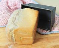 Het verse brood van de oven royalty-vrije stock fotografie