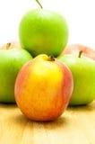 Het Verse fruit van Apple Stock Afbeelding