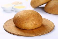 Het verse Gehele Brood van de Korrel royalty-vrije stock afbeelding