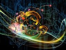 Het versnellen van Technologie Stock Afbeeldingen