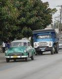 Het vervoer betekent Cuba 2012 Stock Foto's