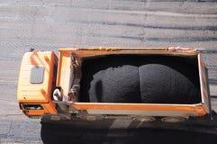 Het vervoer van de vrachtwagen Stock Afbeeldingen