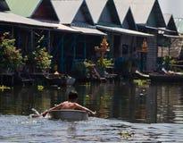 Het vervoer van het bassin Stock Foto
