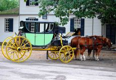 Het Vervoer van het paard Stock Afbeelding