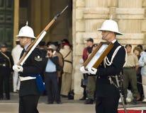 Het vervoeren van George Cross Royalty-vrije Stock Foto