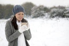 Het verwarmingstoestel van de winter Royalty-vrije Stock Foto