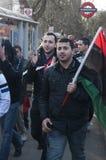 Het verzamelen van protesteerders 3 Royalty-vrije Stock Fotografie