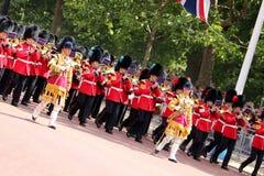 Het verzamelen vanzich de Kleur 2017 Londen Engeland Royalty-vrije Stock Foto