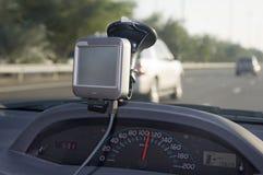 Het verzendende Dashboard van de Auto royalty-vrije stock foto's