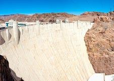 Het Viaduct van de Dam van Hoover Stock Foto's