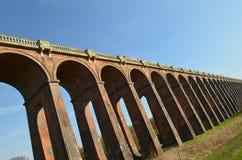 Het Viaduct van de Ousevallei. Royalty-vrije Stock Afbeelding