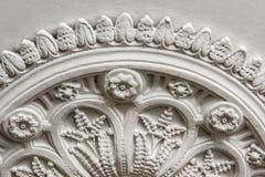Het Victoriaanse plafond nam toe Stock Foto