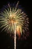 Het Vierde van Juli in de stad van Onafhankelijkheid, Oregon stock foto's