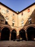 Het vierkant van Bologna Royalty-vrije Stock Afbeelding