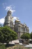 Het Vierkant van de kathedraal Royalty-vrije Stock Foto