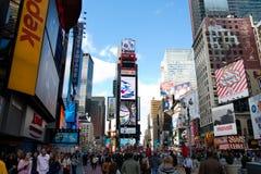 Het Vierkant van de New York Times Royalty-vrije Stock Foto's