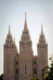 Het Vierkant van de tempel Royalty-vrije Stock Foto