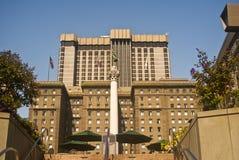 Het Vierkant van de Unie - San Francisco royalty-vrije stock foto